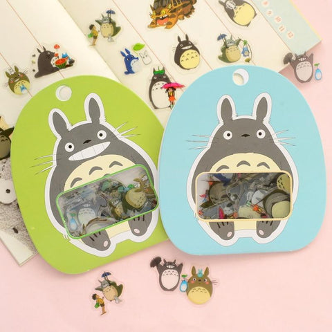 My Neighbour Totoro 60 pack Stickers