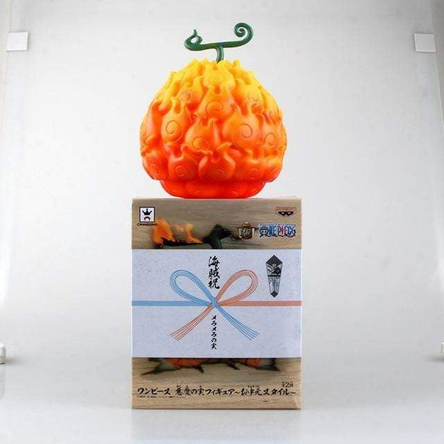 One Piece Devil Fruit Ace Flame-Flame Fruit 12cm - TheAnimeSupply