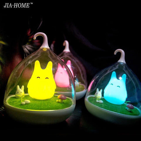 My Neighbour Totoro LED Night Light USB Portable