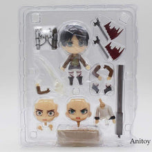 Load image into Gallery viewer, Nendoroid Attack on Titan Eren Jaeger #375 PVC Action Figure - TheAnimeSupply