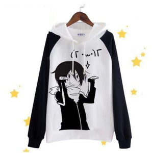 Unisex Men Women Anime Noragami YATO Cotton Hoodie - TheAnimeSupply