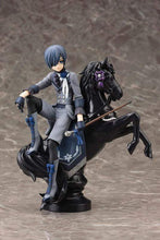 Load image into Gallery viewer, Black Butler Book of Circus Kuroshitsuji Ciel PVC Action Figure Collectible Model 18cm - TheAnimeSupply