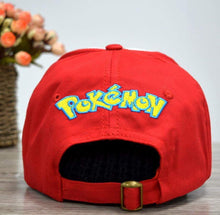 Load image into Gallery viewer, Pokemon Cap/Hat Ash Ketchum - TheAnimeSupply