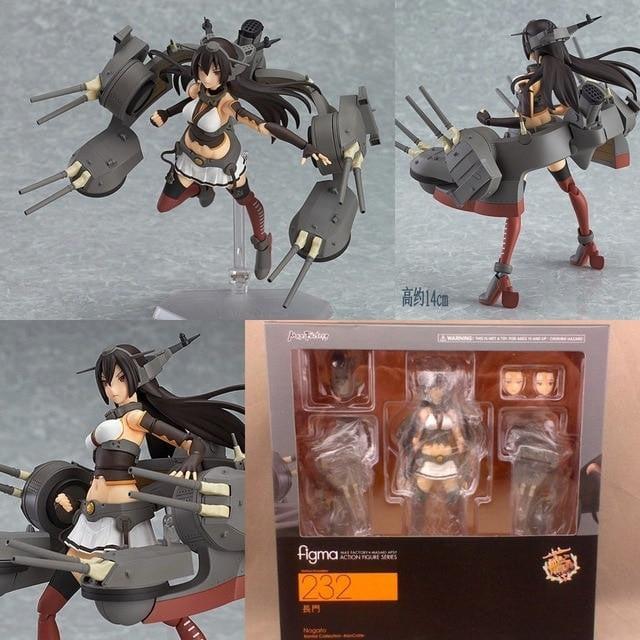 Figma Kantai Collection Nagato & Mutsu Figure