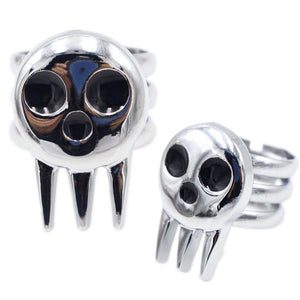 Soul Eater Death the Kids Cosplay Rings