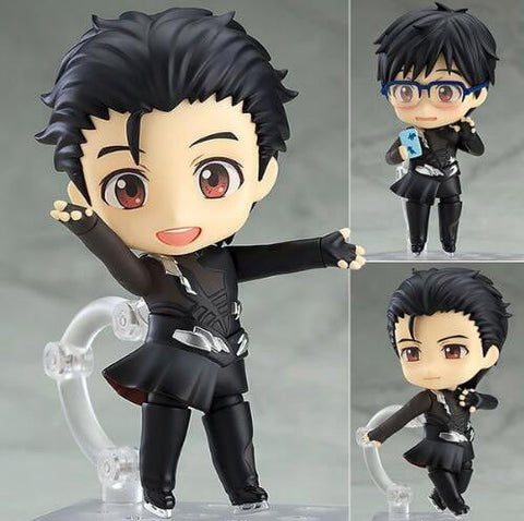 10cm Yuri on ice Nendoroid #736 Katsuki Yuri Anime - TheAnimeSupply