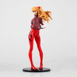 EVA Neon Genesis Evangelion Action Figure SORYU ASUKA LANGLEY PVC Collection Model