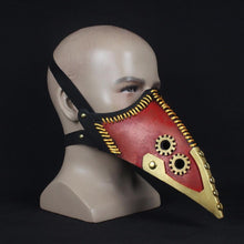 Load image into Gallery viewer, My Hero Academia Overhaul Mask Cosplay