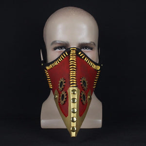 My Hero Academia Overhaul Mask Cosplay