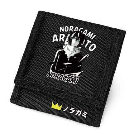 Noragami Yato Short Wallet - TheAnimeSupply