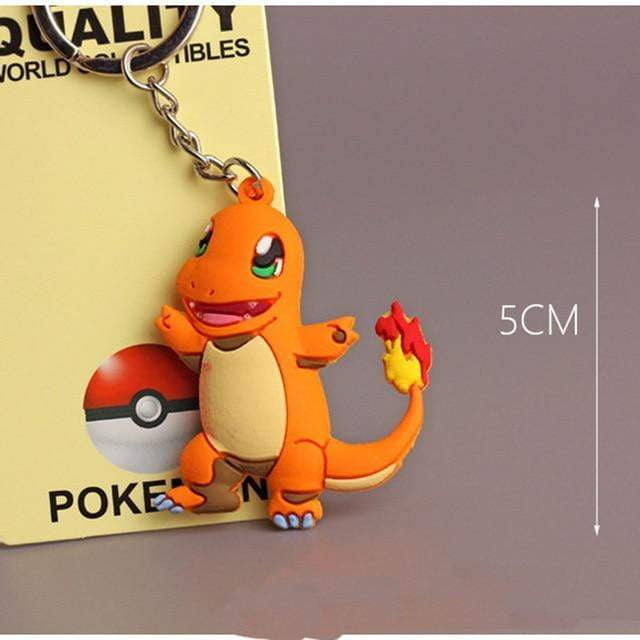 Pokemon Key Ring Keychain - TheAnimeSupply