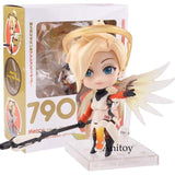 Nendoroid #790 Mercy Classic Skin Edition PVC Mercy Figure Action Figure - TheAnimeSupply