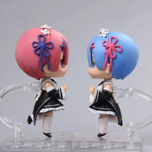 Re:Zero - Starting Life in Another World Rem #045 & Ram #046 Action Figure Nendoroid - TheAnimeSupply
