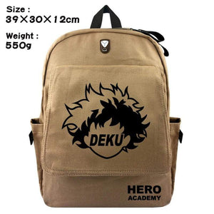 My Hero Academia Backpack - TheAnimeSupply