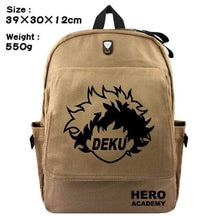 Load image into Gallery viewer, My Hero Academia Backpack - TheAnimeSupply