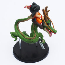 Load image into Gallery viewer, Dragon Ball Z Kid Goku Riding Shenron Figure