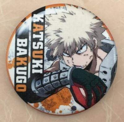 My Hero Academia Metal Badge - TheAnimeSupply