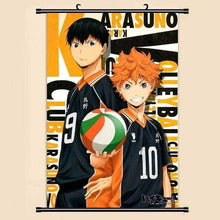 Load image into Gallery viewer, Anime Manga Haikyuu!! Wall Scroll Painting - TheAnimeSupply