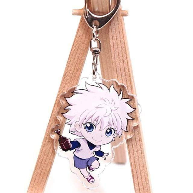 Hunter X Hunter Keychains - TheAnimeSupply