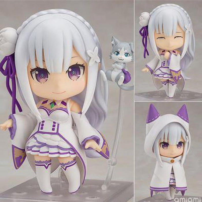 Emilia Nendoroid Re Zero Re:life In A Different World