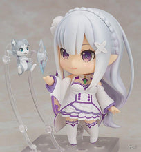 Load image into Gallery viewer, Emilia Nendoroid Re Zero Re:life In A Different World