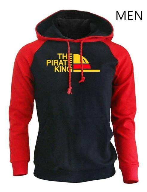 One Piece The Pirate King Hoodie - TheAnimeSupply