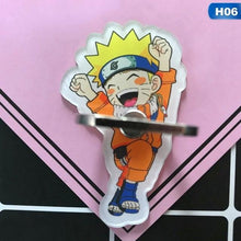Load image into Gallery viewer, Naruto Phone Ring Holder