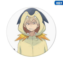 Load image into Gallery viewer, My Hero Academia 1pc Badge Pins - TheAnimeSupply