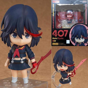 KILL la KILL figure Matoi Ryuuko #407 Nendoroid PVC Action Figures - TheAnimeSupply