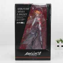 Load image into Gallery viewer, 27cm Anime Neon Genesis Evangelion Shikinami Asuka Langley PVC Action Figure