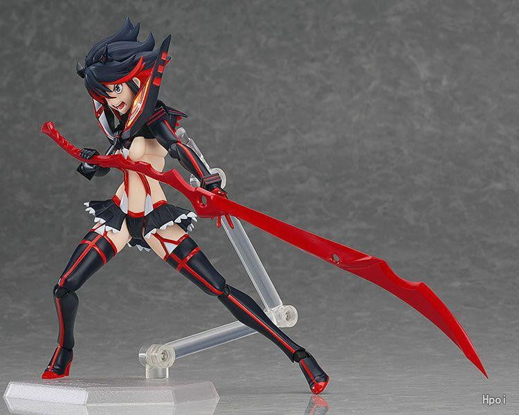 Kill La Kill Matoi Ryuuko Figma Movable Action Figure