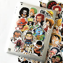 Load image into Gallery viewer, One Piece Stickers 61pcs