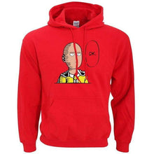 Load image into Gallery viewer, One Punch Man Hoodie - TheAnimeSupply
