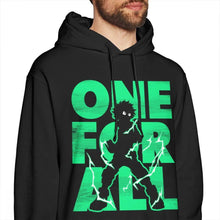 Load image into Gallery viewer, My Hero Academia ONE FOR ALL Hoodie