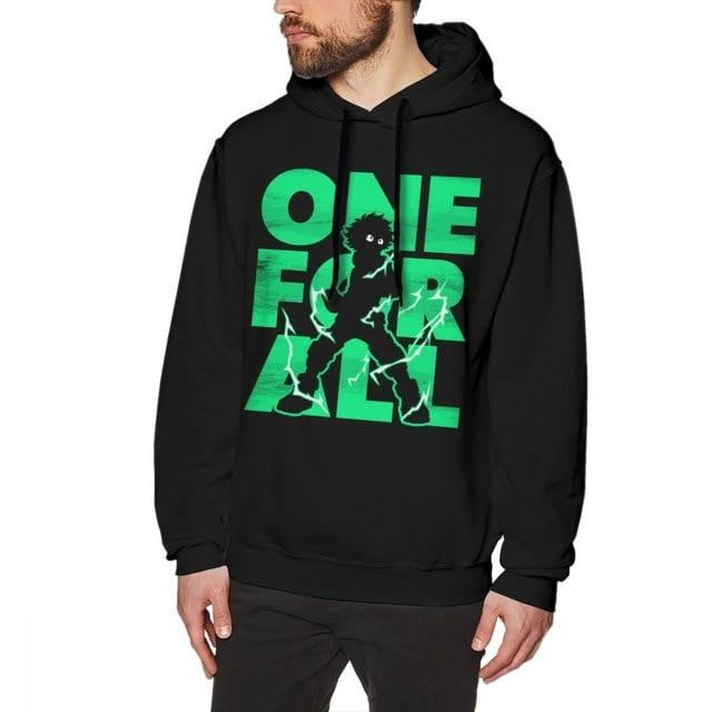 My Hero Academia ONE FOR ALL Hoodie