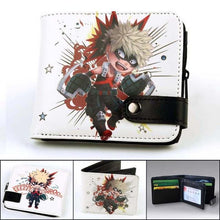 Load image into Gallery viewer, My Hero Deku Wallet