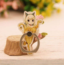 Load image into Gallery viewer, Fairytail Phone Ring Holder - TheAnimeSupply