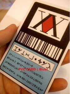 Hunter x Hunter License Card - TheAnimeSupply