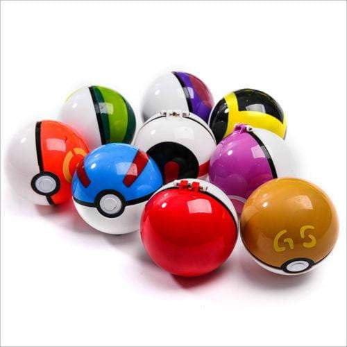7cm Pokemon Pokeball - TheAnimeSupply