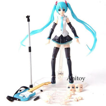 Load image into Gallery viewer, Figma 394 Action Figure Hatsune Miku V4X