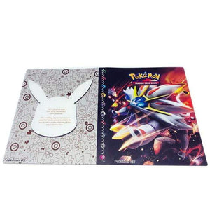 240pcs Holder Pokemon Cards Book - TheAnimeSupply