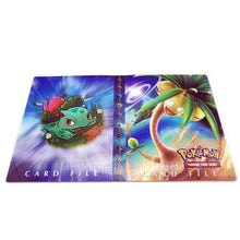 Load image into Gallery viewer, 240pcs Holder Pokemon Cards Book - TheAnimeSupply
