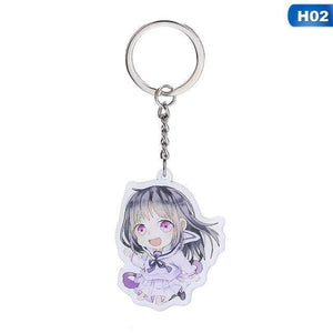 Noragami Keychain Double Sided Acrylic Key Chain - TheAnimeSupply