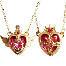 Load image into Gallery viewer, Sailor Moon Crown Ami Regressa Pendant