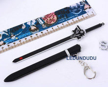 Load image into Gallery viewer, Sword Art Online Keychain Sword Set - TheAnimeSupply