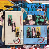 Anime Demon Slayer: Kimetsu no Yaiba Wallet Short Long Purse Unisex Card Holder Billfold Wallet - TheAnimeSupply