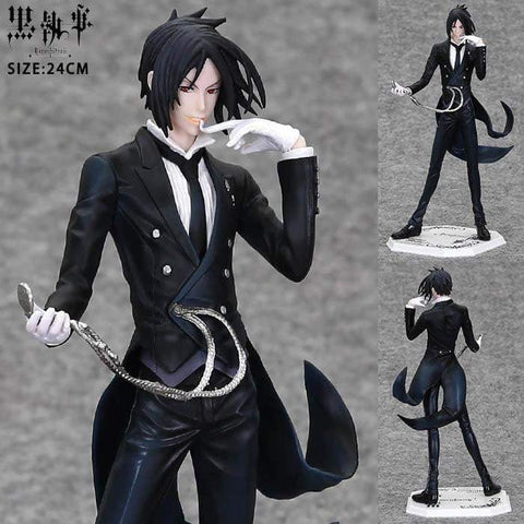 Anime Black Butler Figure Sebastian Michaelis PVC Action Figure Collectible Model - TheAnimeSupply