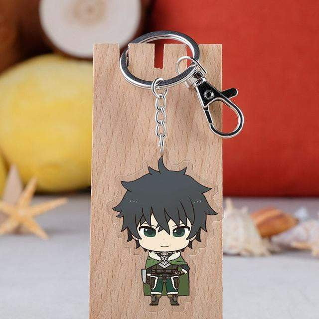 The Rising of the shield hero keychain - TheAnimeSupply