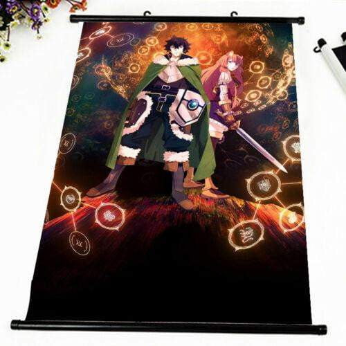 The Rising of the Shield Hero Poster - TheAnimeSupply
