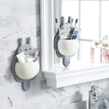 Load image into Gallery viewer, My Neighbour Totoro Toothbrush Organizer Wall Mount